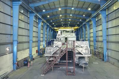 Topaz's NicoCraft shipyard in Abu Dhabi.