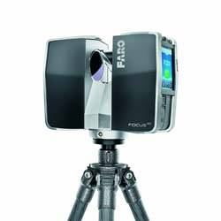 RWO recently acquired its own high-speed 360° 3D scanner.