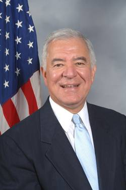 Congressman Nick Rahall, II, (WV) Ranking Member of the House Transportation & Infrastructure (T&I) Committee.