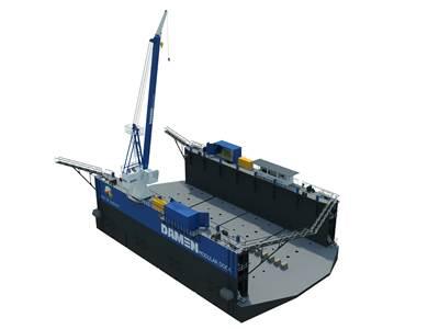 Damen Modular Dock (DMD) 4020.