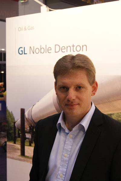 Richard Palmer, GL Noble Denton's country manager for Australia.