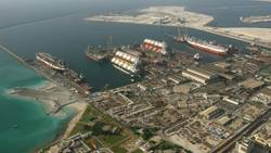 Drydocks World's Dubai Shipyard