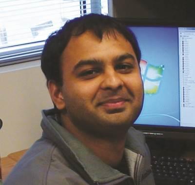 Srihari Gowri Shankar, Markey Design Engineer.