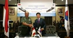 Indonesian Contract Signed: Credit DSME