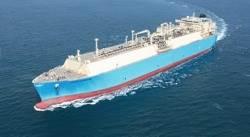 Maersk LNG Carrier: Photo credit Maersk
