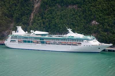 Rhapsody of Seas: Credit Wikipedia CCL Fletcher6