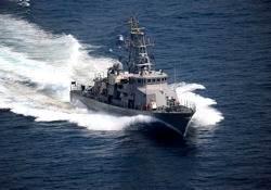 USS Firebolt: Credit USN