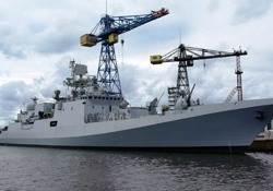 INS Teg: Photo credit Yantar Shipyard