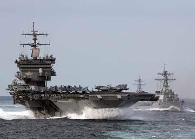 USS Enterprise: Photo USN