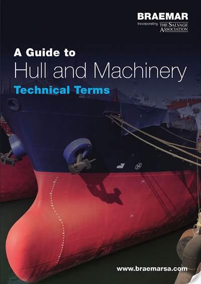 Braemar Hull and Machinery Guide Cover (Photo: Braemar)