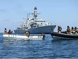Piracy Patrol: Photo credit NATO