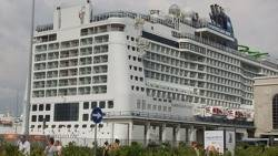 Norwegian Epic: Photo credit CCL Jacopo Werther