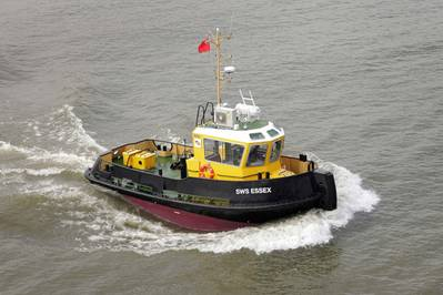 The Damen SWS Essex (Photo: Damen)