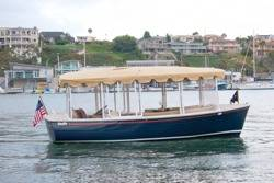 Duffy Electric Boat: Photo credit Vantage YC
