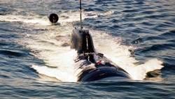 Submarine 'Nerpa': Photo credit Rianovosti