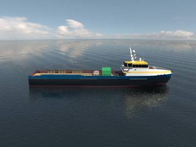Incat Crowther will design a fleet of 12 fast supply vessels (Photo: Incat Crowther).