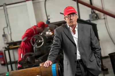 Fraser Innes (Photo: Paradigm Drilling Services).
