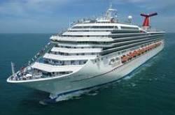 Carnival Glory: Photo courtesy of Carnival Cruises