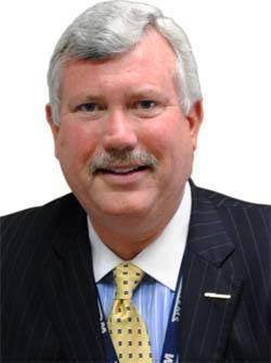Art Thomas, Vice President, Maritime Business
