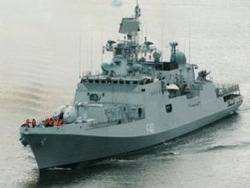 INS Teg: Photo credit Russian Navy