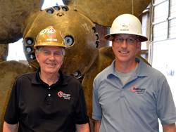 Bollinger Texas City announces Max Sparre's upcoming retirement after 51 years of service to the shipyard industry, and names Monty Bludworth as BTC's General Manager.