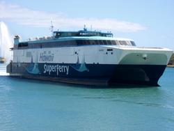 ex-Hawaai Superferry: Photo credit Austal