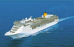 Costa Victoria: Photo credit Costa Cruises