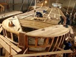 'God's Predestination': Photo credit JSC Pavlovsk Shipyard Press Service