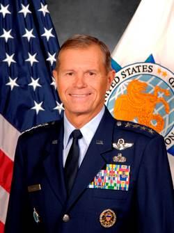 U.S. TRANSCOM Commanding General William Fraser III