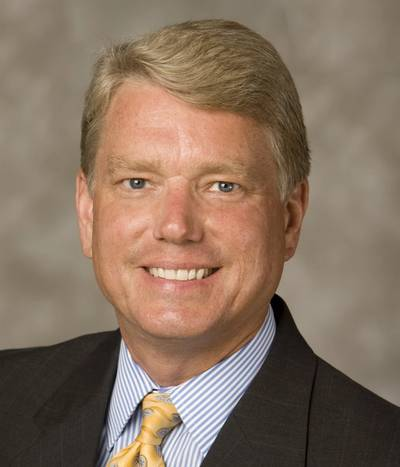 Brian U. Stratton, director of the New York State Canal Corporation.