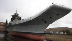 'Admiral Gorshkov' Photo credit Ria Novosti, Sergev Saftronov
