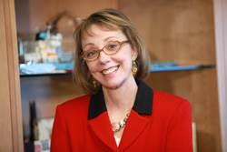 Port of Los Angeles Executive Director Geraldine Knatz.