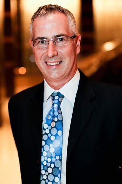 GL Noble Denton's Executive Vice President for Asia Pacific, Richard Bailey