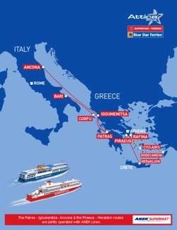 Map image courtesy of Attica