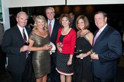 The maritime industry came out in strong support of the SCI Silver Bell Award Ceremony.  Photos by Leo Sorel.