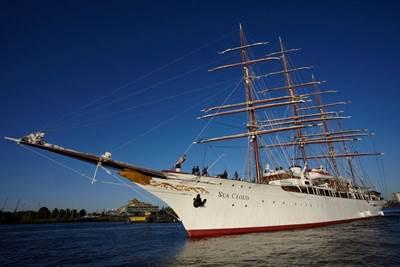 Photo credit Sea Cloud Cruises