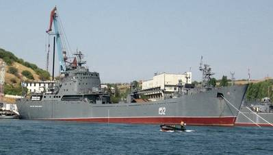 'Caesar Kunikov': Photo credit Russian Navy
