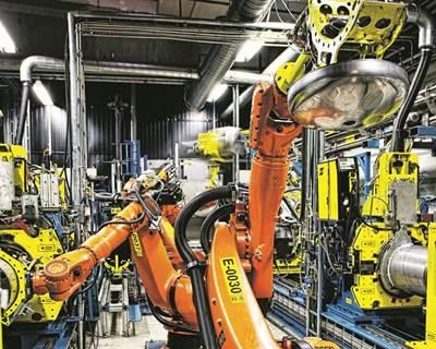 Moss Hydro Robotized Production Line