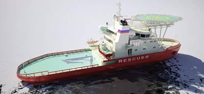Image courtesy of Arctech Helsinki Shipyard