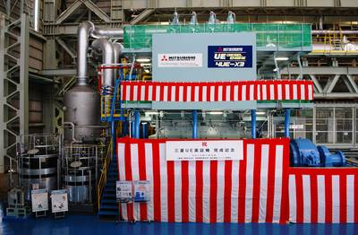 Testing Facility for Marine Diesel Engines