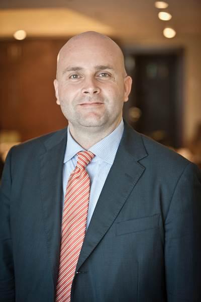 Maersk Line's new head of south China, David Skov