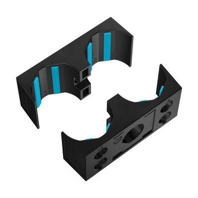 Award-winning Stauff ACT Clamp prevents the formation of crevice corrosion under the clamp body.