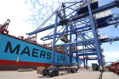 Photo credit Maersk