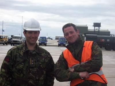 Duncan Harwood, ADIL subsea project engineer