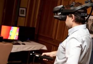 HMD VR for Shipbuilders: Photo credit SENER