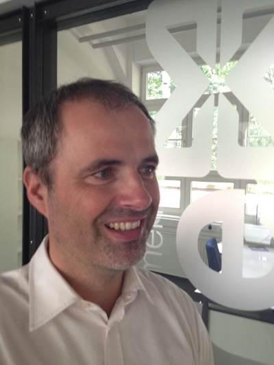 Managing Director, Klaus Klingelholler