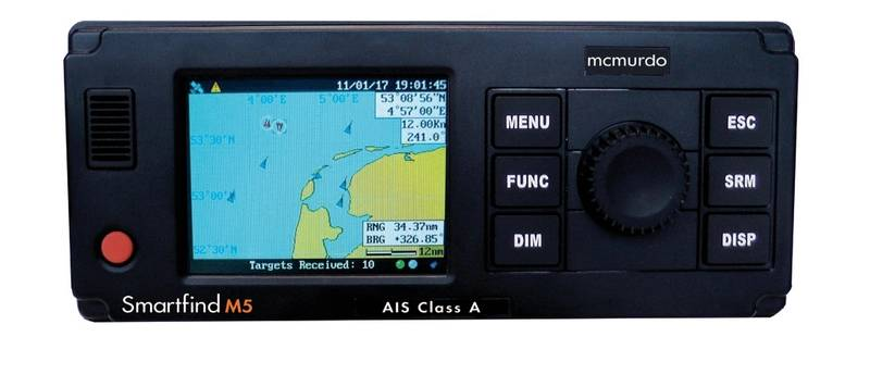 M5 AIS Class