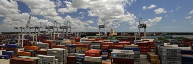 Photo: Georgia Ports Authority
