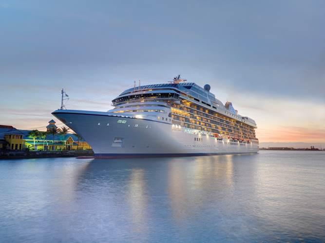 Oceania Cruises' MARINA at Miami