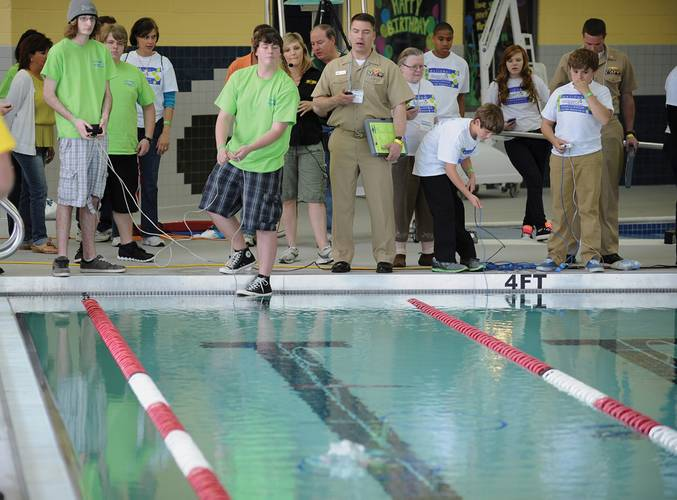 """""""With guidance from AUVSIF and with ONR's commitment to SeaPerch, which introduces K-12 students to STEM through underwater robotics, the program has grown exponentially, reaching over 70,000 students to date,"""" said Susan Nelson, Executive Director of SeaPerch."""